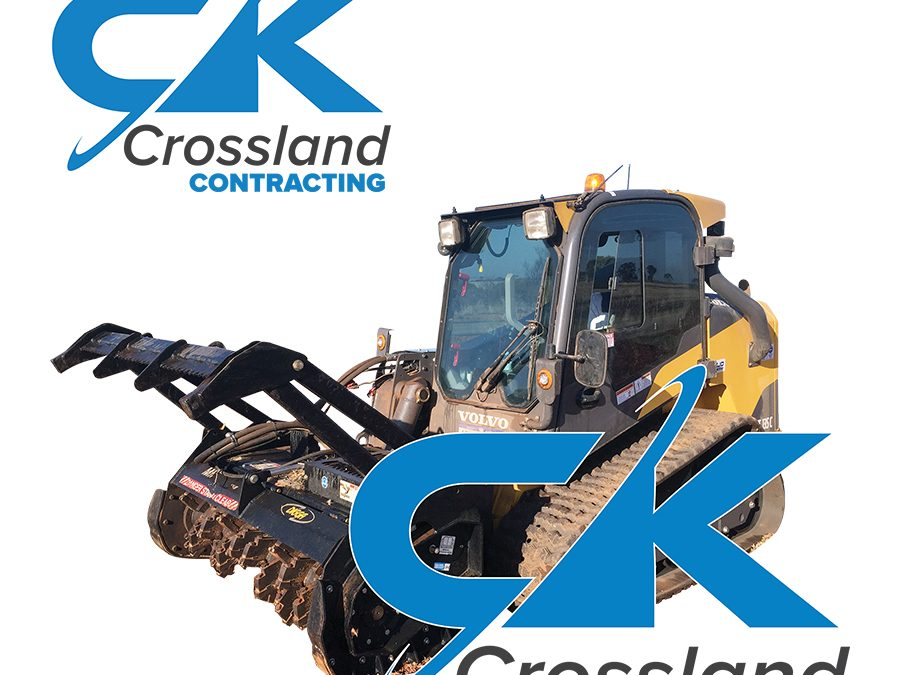 CK Crossland Contracting Logo