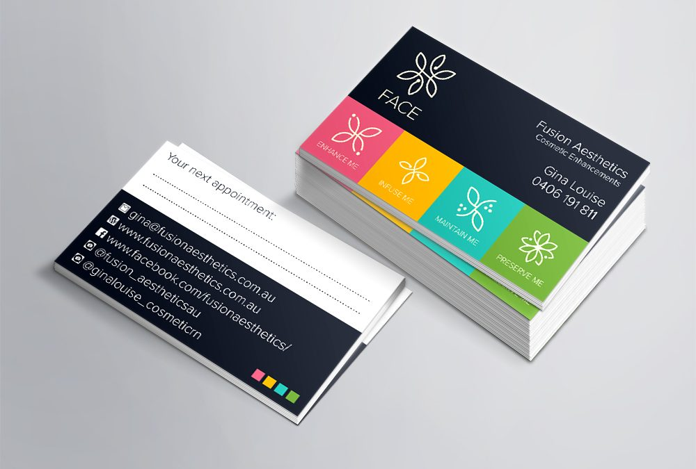 Fusion Aesthetics Business Card