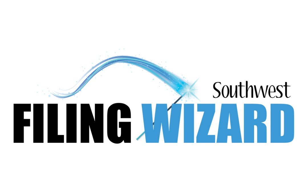 Southwest Filing Wizard Logo