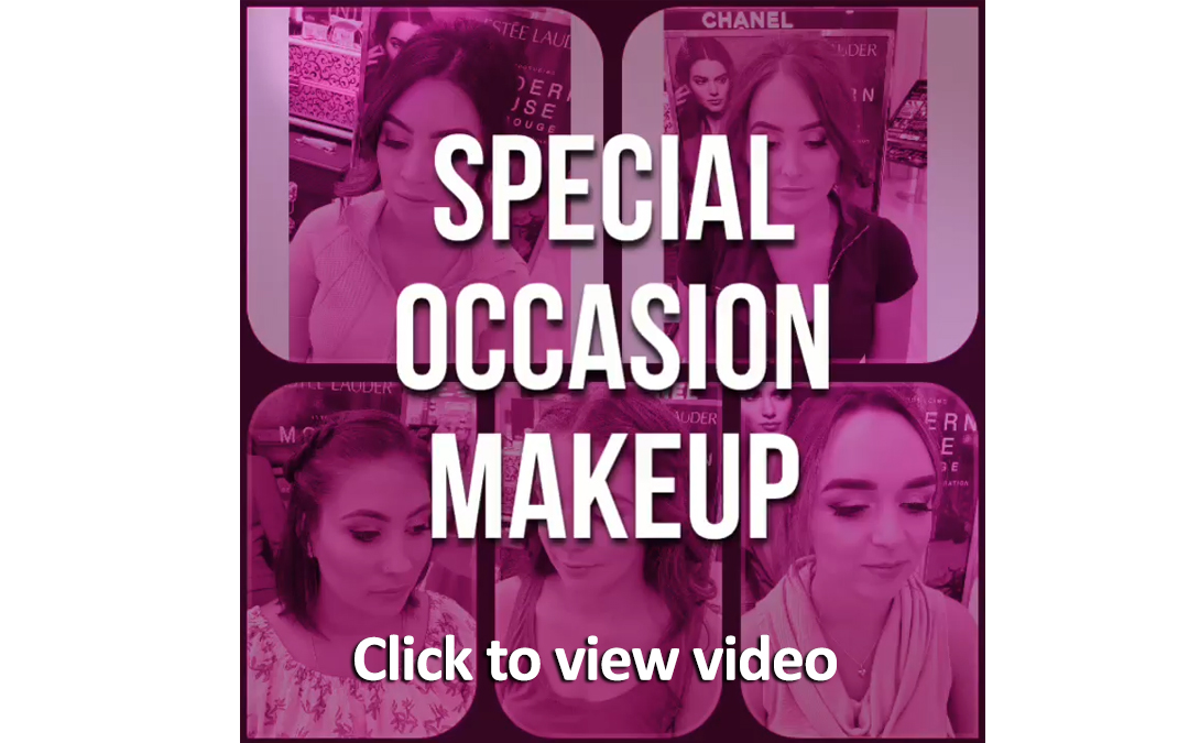 The Beauty Shop Special Occasion Makeup