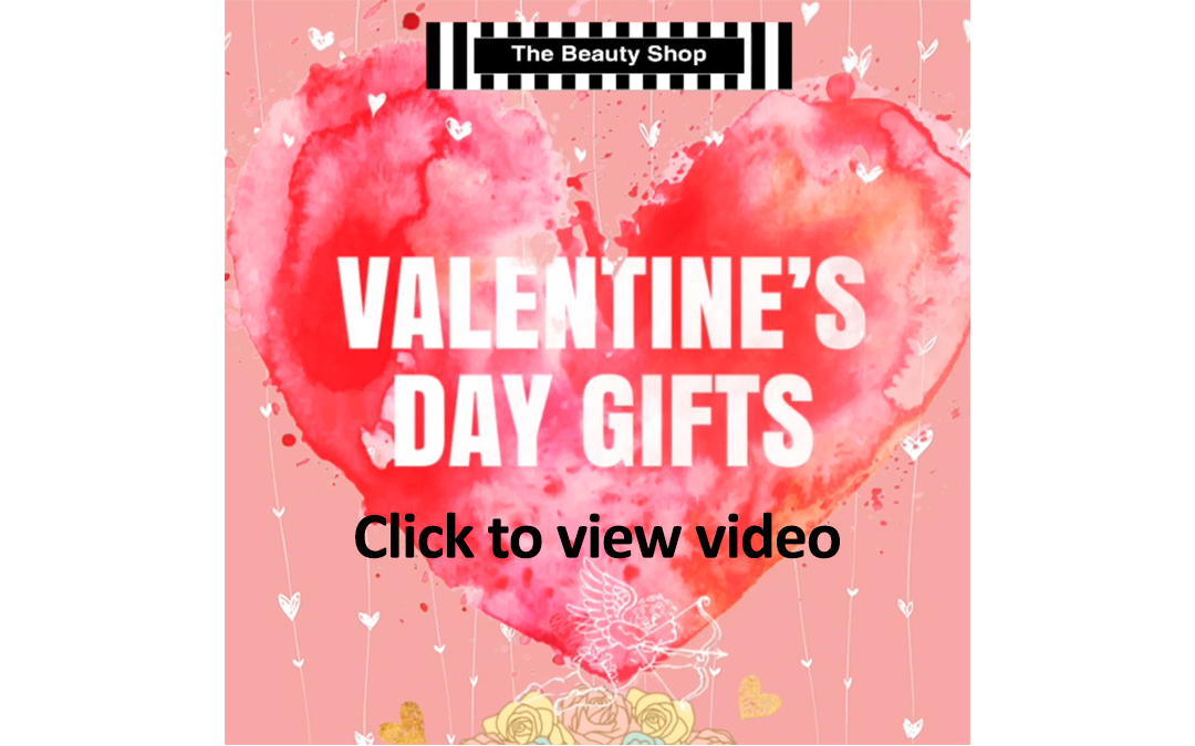 The Beauty Shop Valentines Day Video