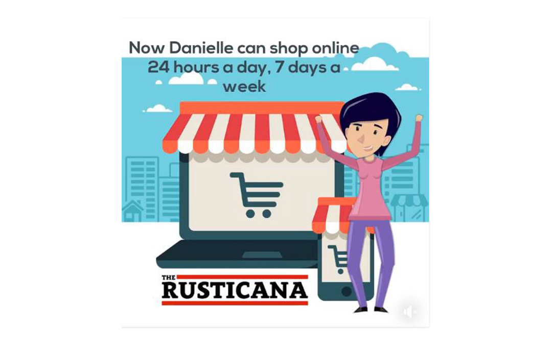 The Rusticana Click and Collect Powtoon