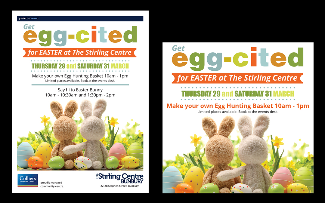 The Stirling Centre Easter 2018