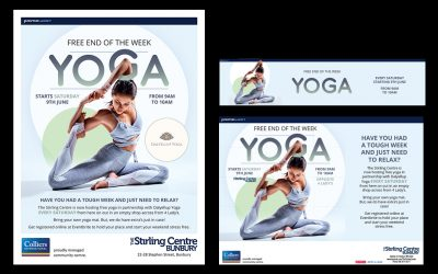 The Stirling Centre Free Yoga