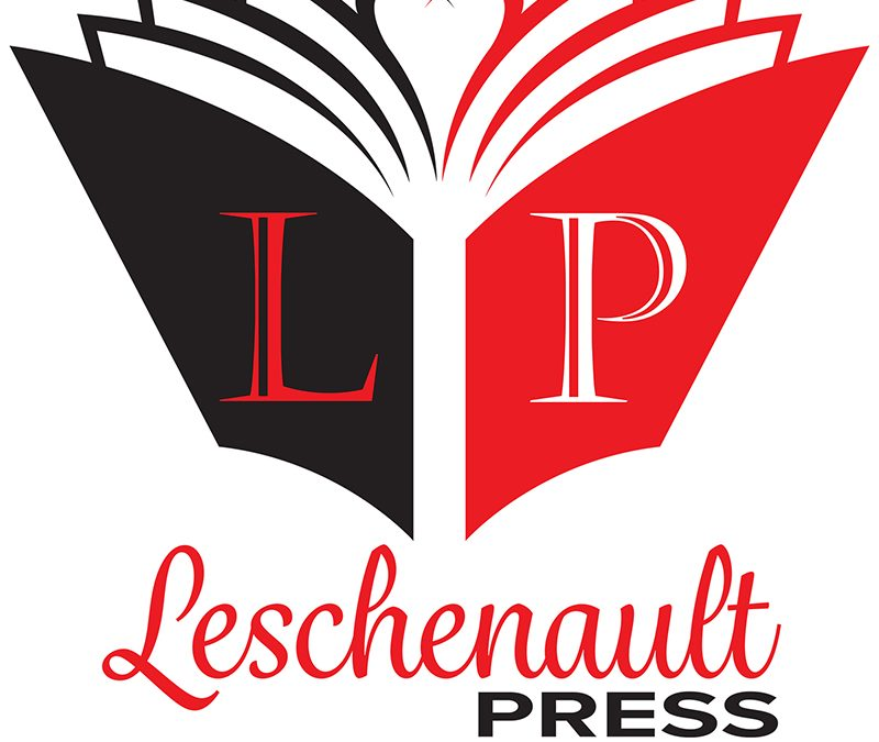 Leschenault Press Logo Design