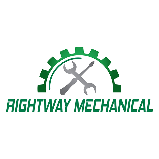 Rightway Mechanical Logo