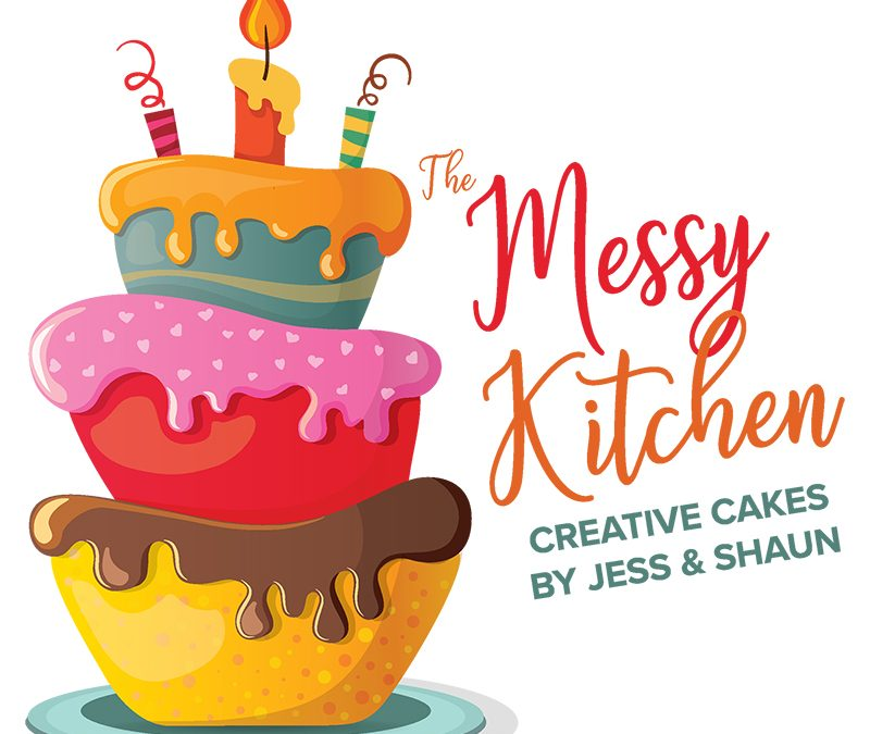 The Messy Kitchen Logo Design