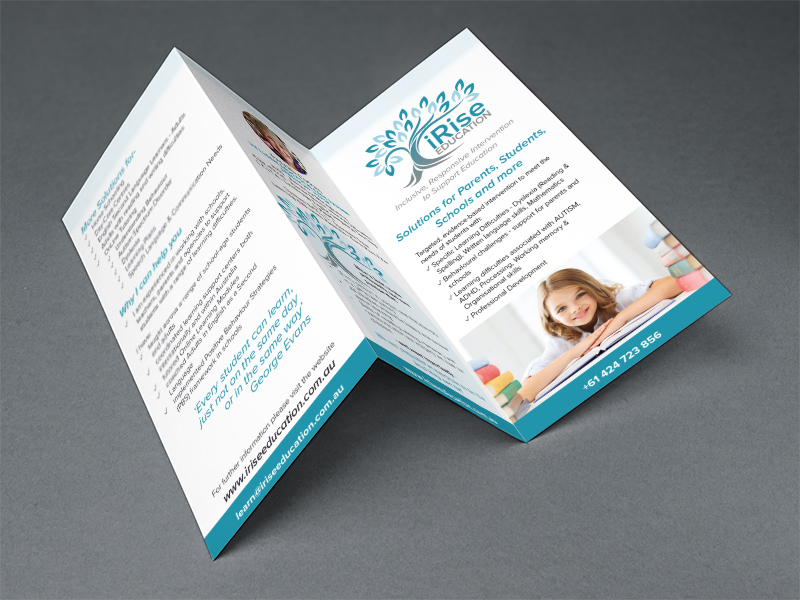 iRise Education | Brochure