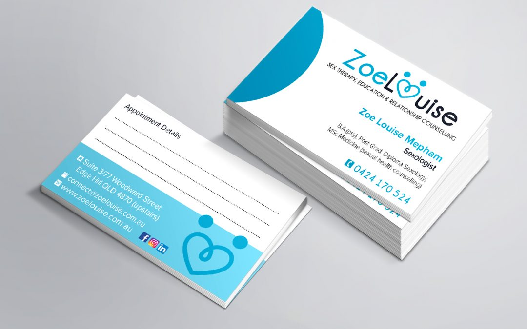 Zoe Louise Business Cards