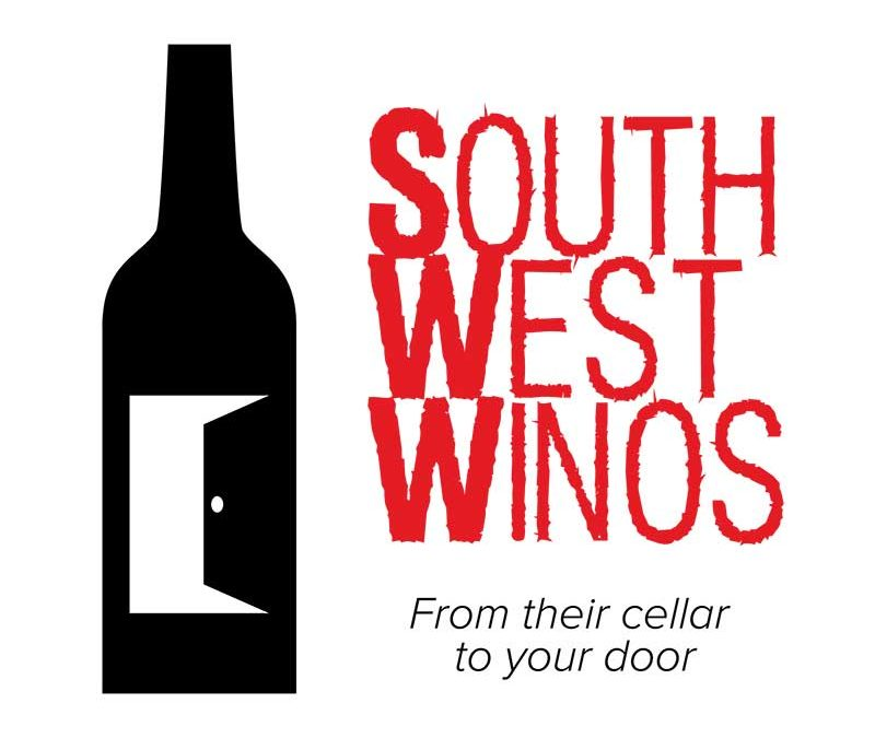 South West Winos Logo Design