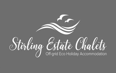 Stirling Estate Chalets Logo