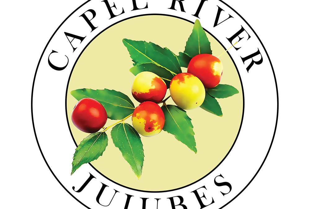 Capel River Jujubes Logo Design