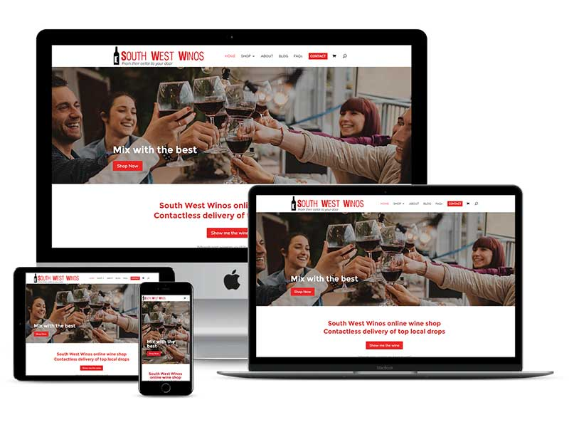 South West Winos Website