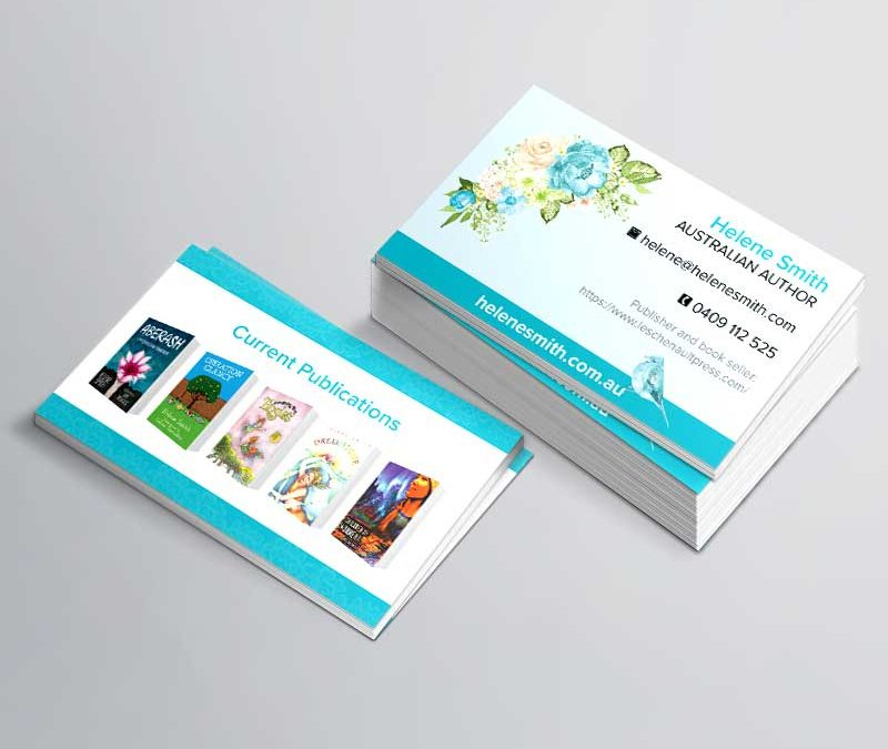 Helene Smith Business Cards