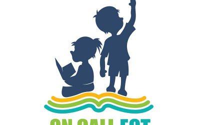 On Call ECT Logo Design