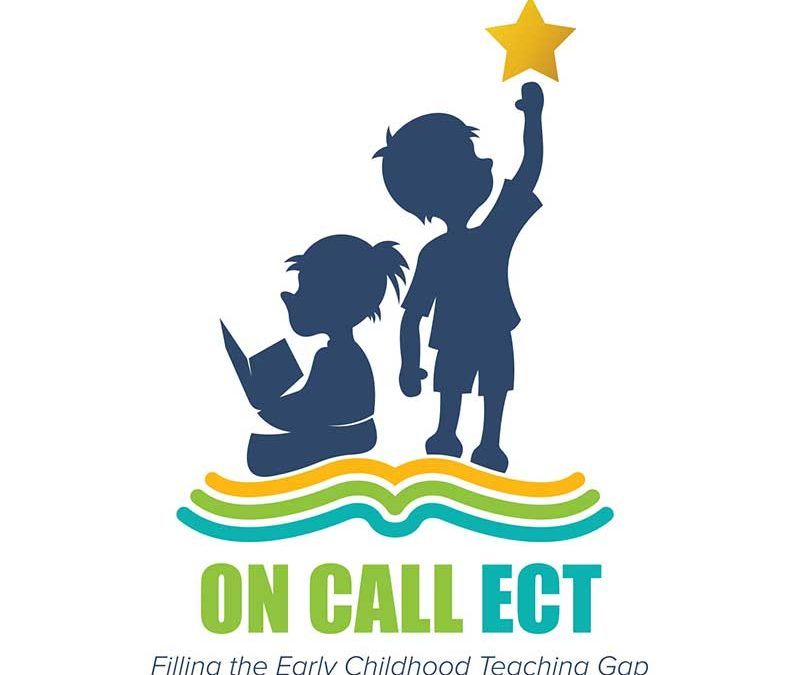 On Call ECT Logo Design