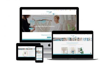 Catching Dreams Website Design